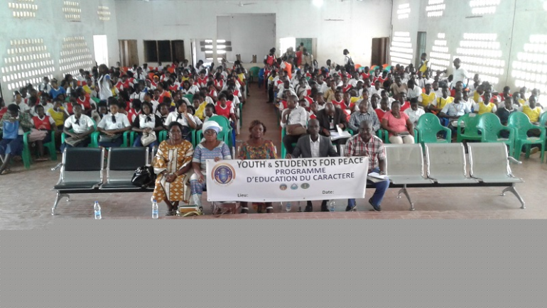 Cote d'Ivoire: Character Education Workshop – IEGT Training Institute