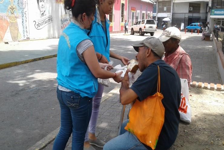 YSP Food Distribution Project (Venezuela)
