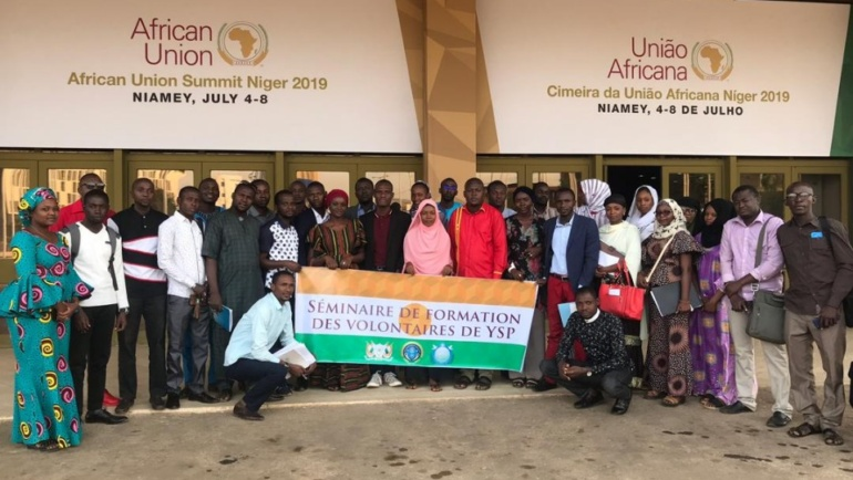 IAYSP Niger programs