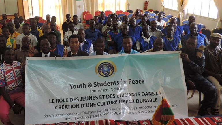 Official Launch of YSP – Burkina Faso
