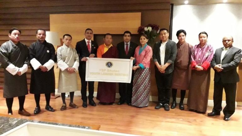 YSP Bhutan Board Members Meeting