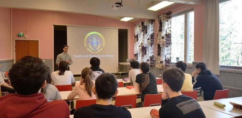 Peace Designer Seminar (Finland)