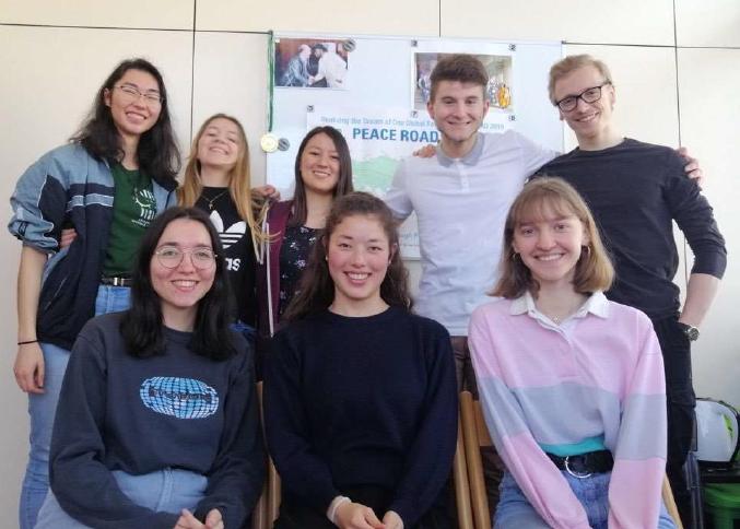 YSP – Switzerland Peace Designer Education