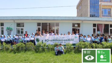 One Million Trees 2030 Campaign (Afghanistan)