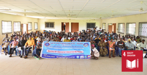 1-Day Character Education Workshop for the Youth of Yala, Nigeria