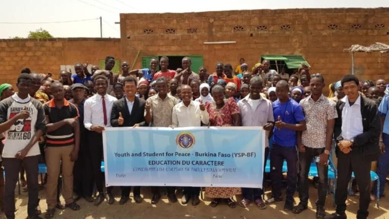 Character Education in Burkina Faso