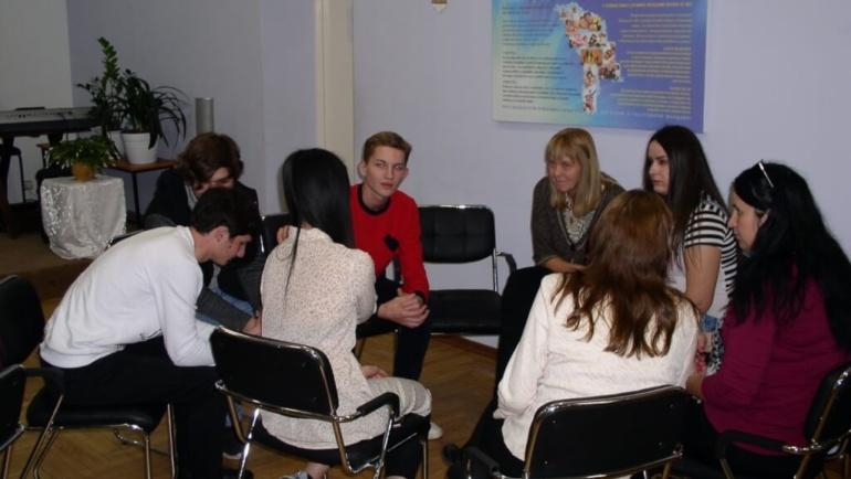 IAYSP-Moldova Inauguration
