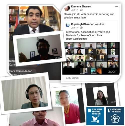 Youth Conference-Webinar (Nepal)