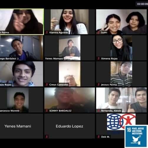 Peace Talk (Peru)