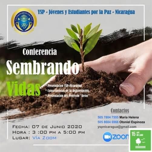 Peace Project `Sembrando Vidas` (Nicaragua)