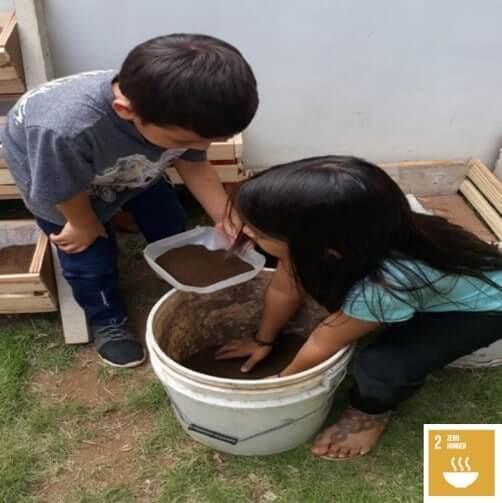 """Peace Project """"El Huerto Escolar"""" (Nicaragua)"""