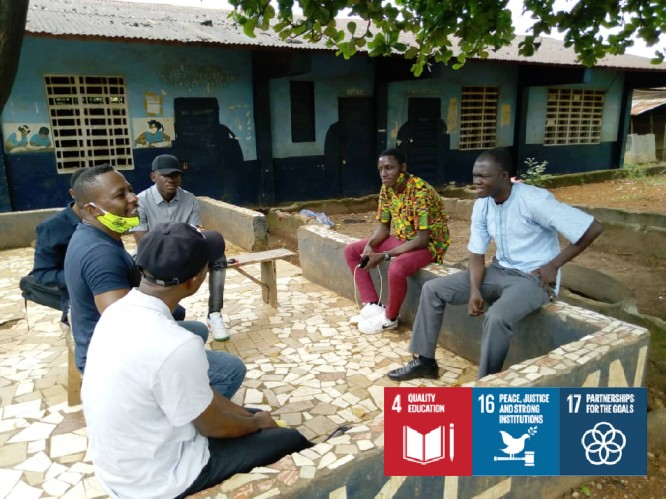 Partnership Meetings (Sierra Leone)