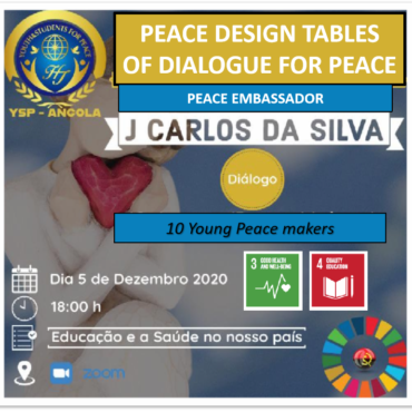 Peace Designer Seminar Table #04 Education and Health in Angola