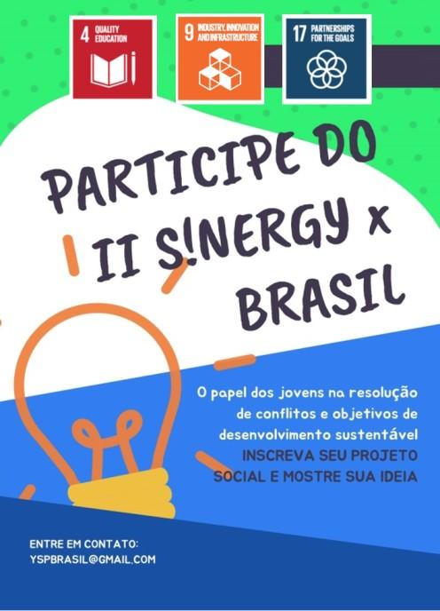 II S!NERGY x Brazil