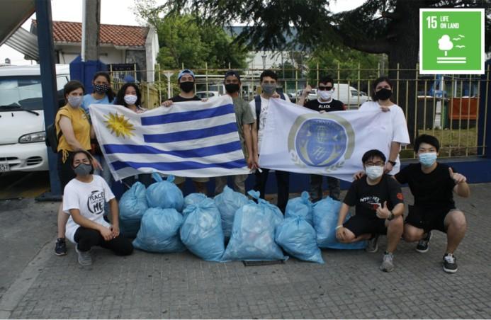 Let`s Clean Uruguay