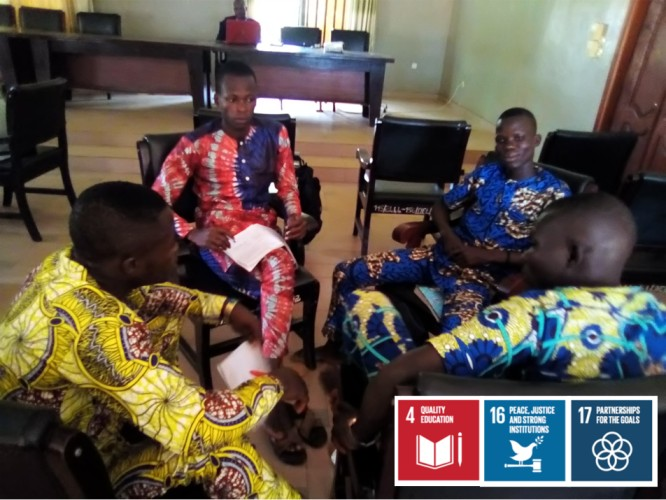 Peace Designers Seminars (Benin)