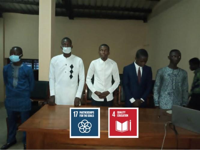 S!NERGY x Benin (National level)