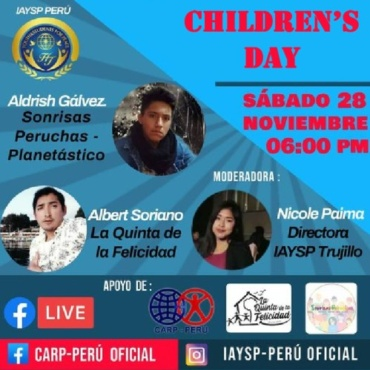 Children's Day – Alliances (Peru)