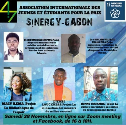 S!NERGY x Gabon (National level)