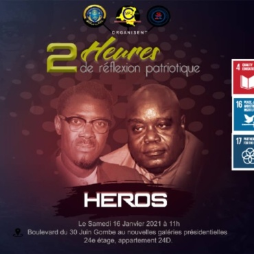 Reflection workshop on the occasion of the National Heroes Day LUMUMBA and KABILA (DR Congo)