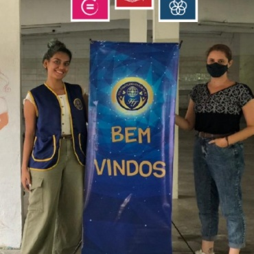 Voluntary Painting in Public School (Brazil)
