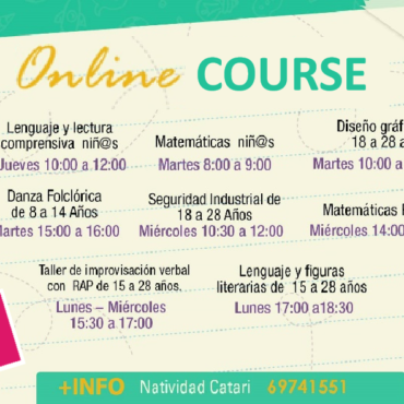"""Free Online Courses"" Educational Program (Bolivia)"