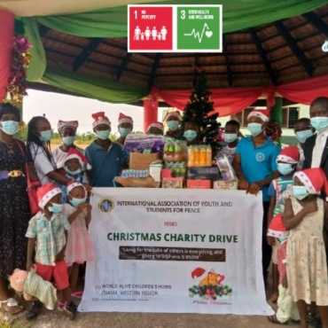 Christmas Charity Drive (Ghana)