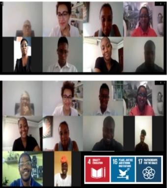 Peace Design Table-Leadership of the Future (Angola)