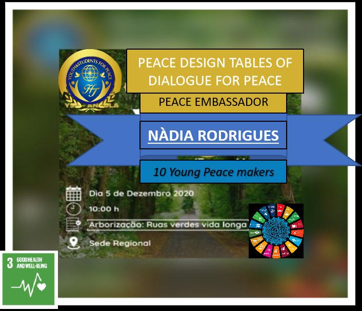 Peace Design Table #03 Afforestation (Angola)