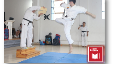 3-Day Tong Il Moo-Do Workshop (Argentina)