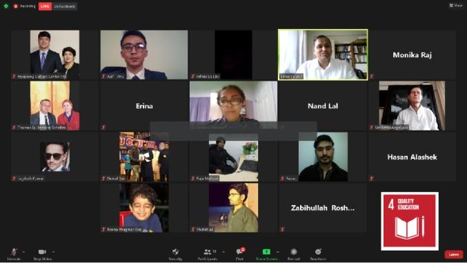 Peace Designer Workshop (Afghanistan)