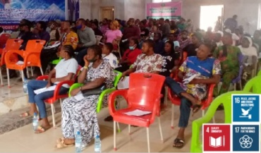 Workshop on the Establishment of Peace Clubs in Communities(Nigeria)