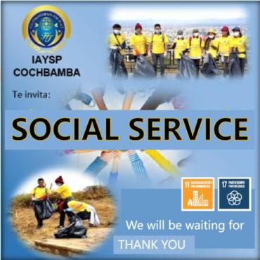 Social Activity in Cochabamba (Bolivia)