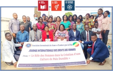 Conference: International Women's Rights Day (Congo Brazzaville)