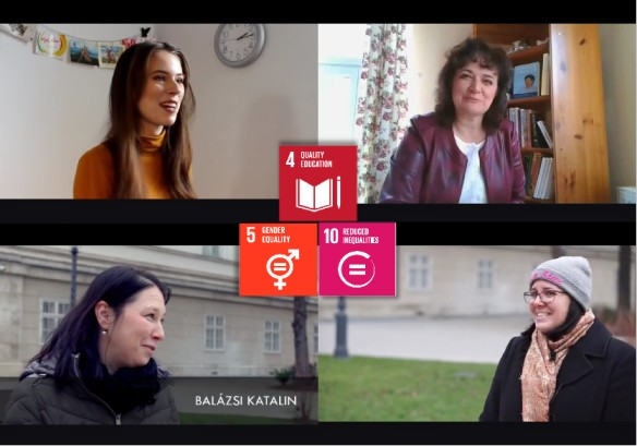 Girls and Women in Science World Day (Hungary)
