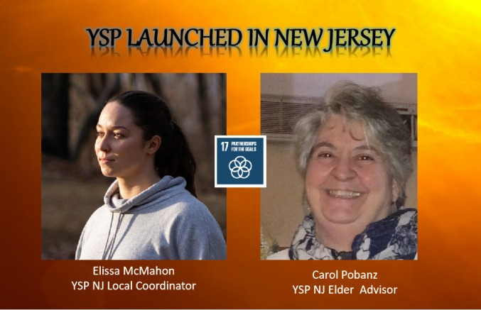 New Jersey YSP Chapter Launch (USA)