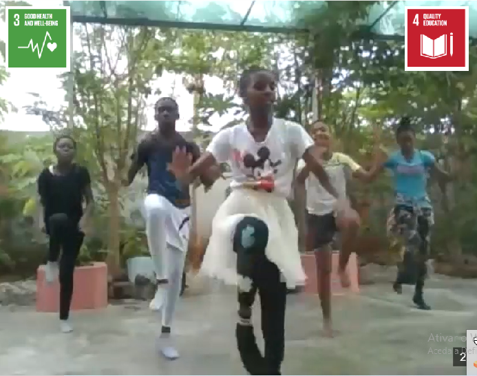 Dance Academy of YSP-Angola # 01 (Rehearsals)