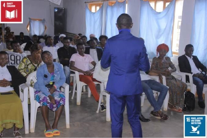 Character Education (Democratic Republic of Congo)
