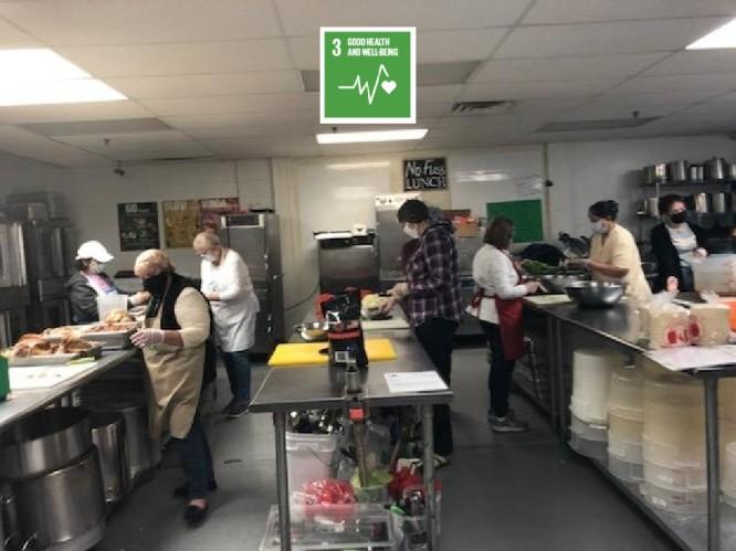 Healing Meals Volunteering (USA)