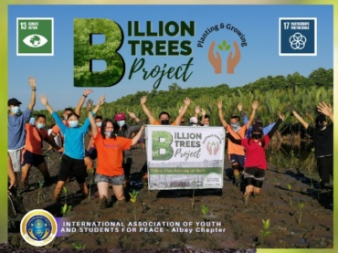 Billion Trees Project (Philippines)