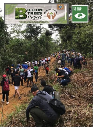 Billion Trees Project (Philippines)