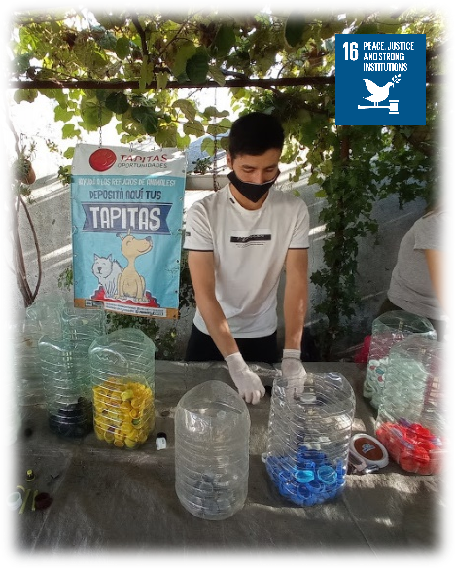 Social Service in Cooperation with partner NGO (Uruguay)