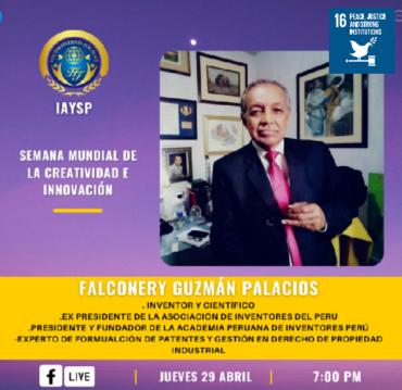 International Week of Creativity and Innovation – Online Forum (Peru)
