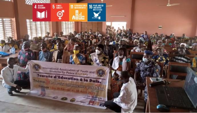 International Women's Day (Benin)
