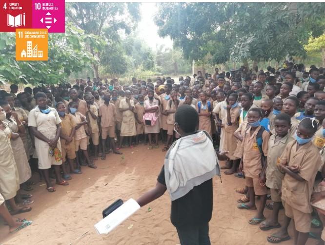 Peace Education Tour (Benin)