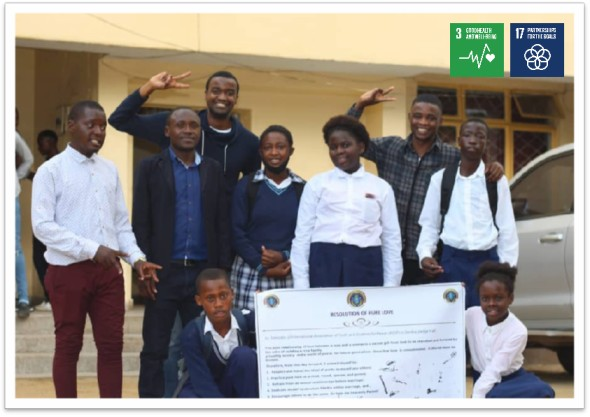 Forum on the Importance of social norms and values ( Zambia)