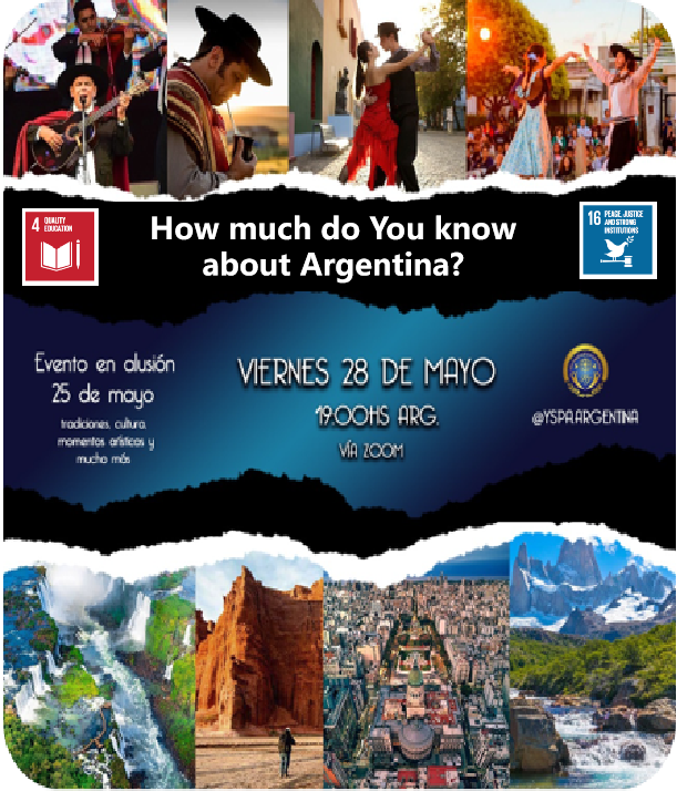 """Project """"How much do You know about Argentina?"""""""