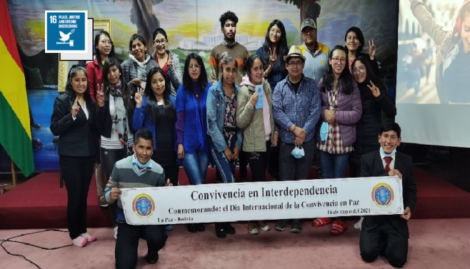 Coexistence and Interdependence (Bolivia)