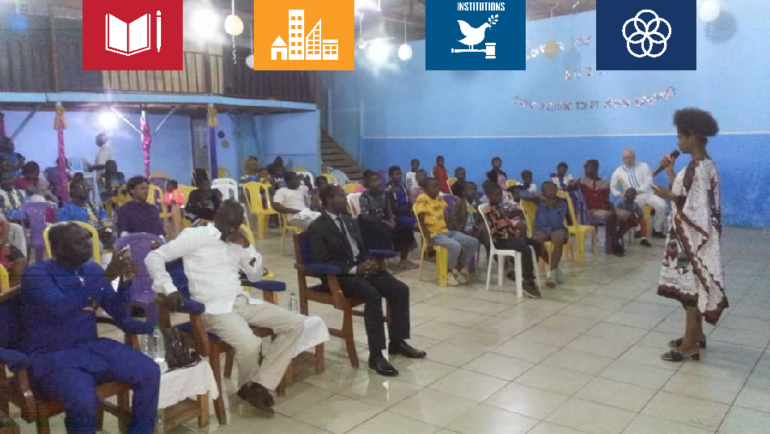 Interfaith Conference & Chatacter Education (Cameroon)