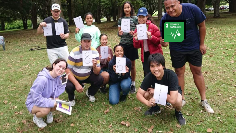 Picnic and Games Day for Youth & Family (New Zealand)